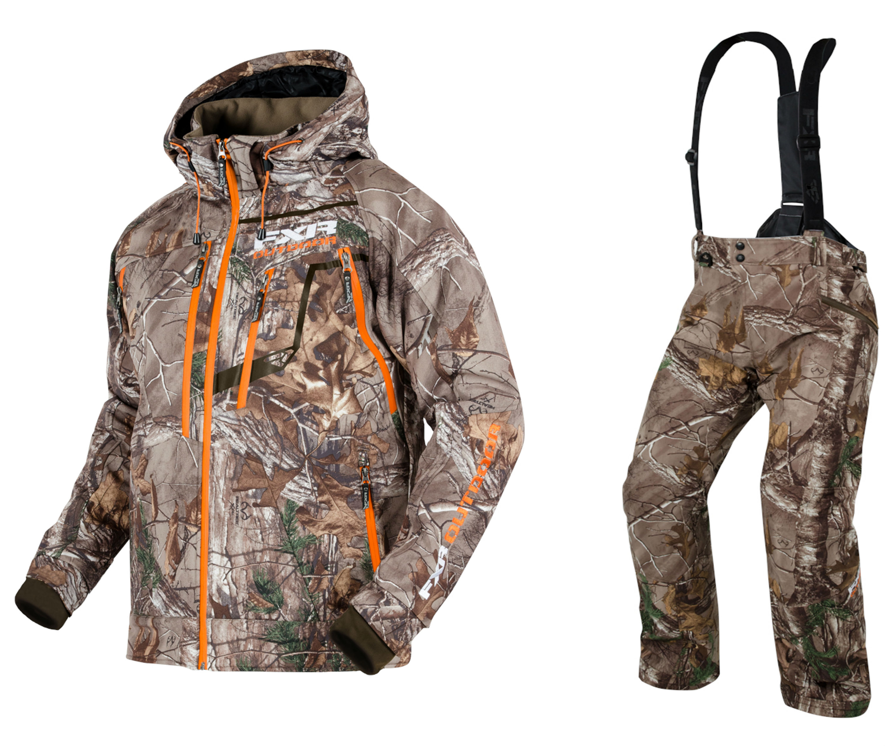 Fxr Realtree Gear For Hunters That Ride Dennis Kirk